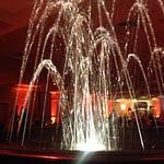 Fountain Uplighting